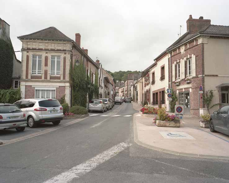 Hautvillers, rue Dom Pérignon