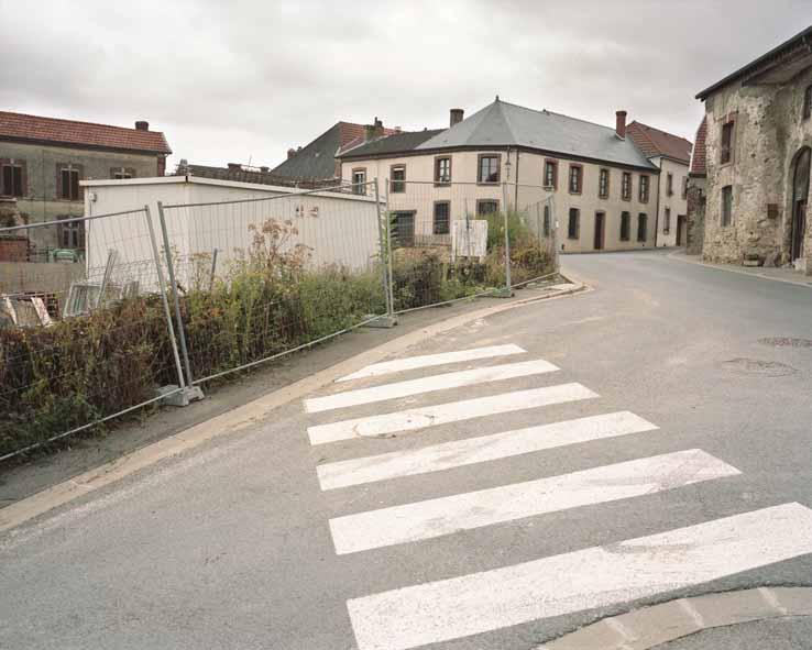 Fleury-la-Rivière, rue principale