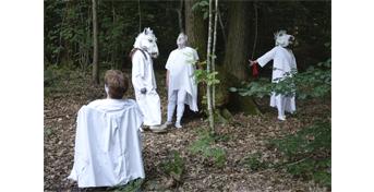Extrait La forêt des âmes