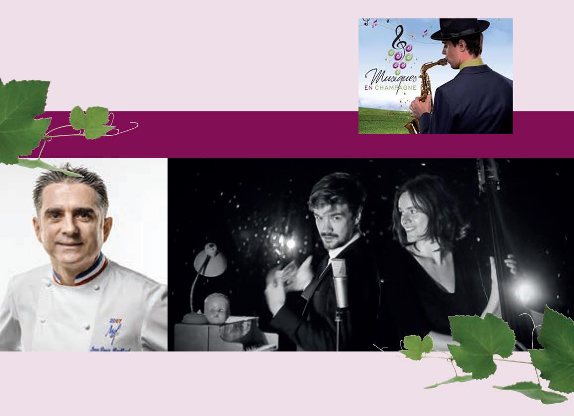 """Concert """"ContreBrassens"""", festival Musiques en Champagne"""