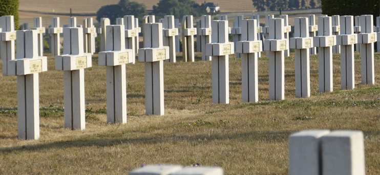 Military cemetery of Bligny ©PNRMR