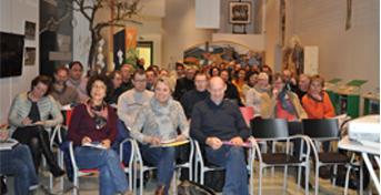 """Les habitants du Parc sont conviés au lancement du projet culturel """"Nos habitants ont du talent !"""""""