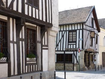Maisons à colombages Ay-Champagne ©PNRMR